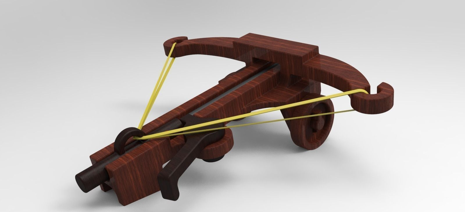 Desktop Balista 3D Model .stl