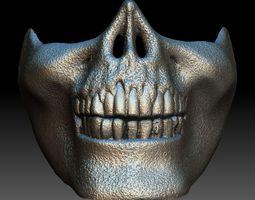 helmet Air Soft Mask 3D Scan