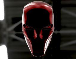 3D print model Red Hood Helmet Irony mask