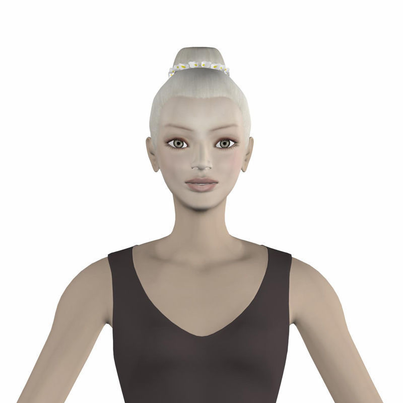 Eva ballet dancer