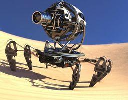 3D Spider robot