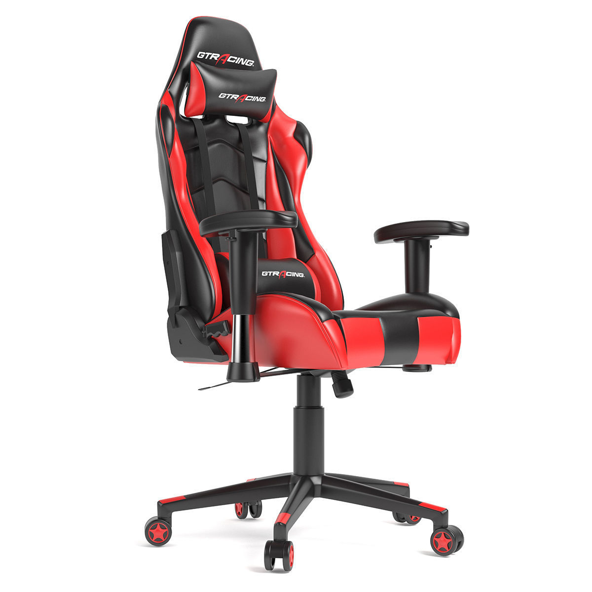 Giantex Racing Style High Back Recliner Gaming Chair