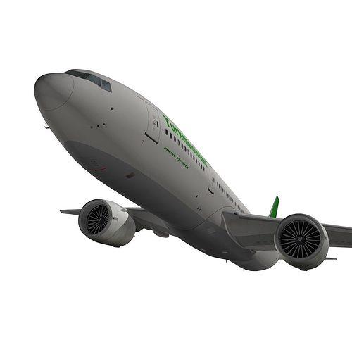 Resultado de imagen para Boeing 777-200ER Turkmenistan