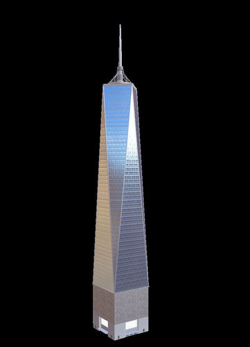 Freedom Tower 3d Model Cgtrader