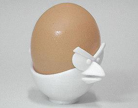 3D printable model Angry Bird Eggcup