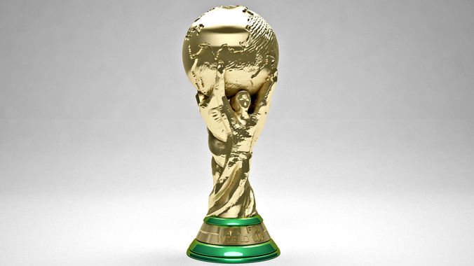 Fifa World Cup Trophy | 3D model