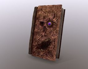 Spooky Notebook 3D