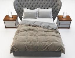 Aurora bed - by ariannasoldati 3D
