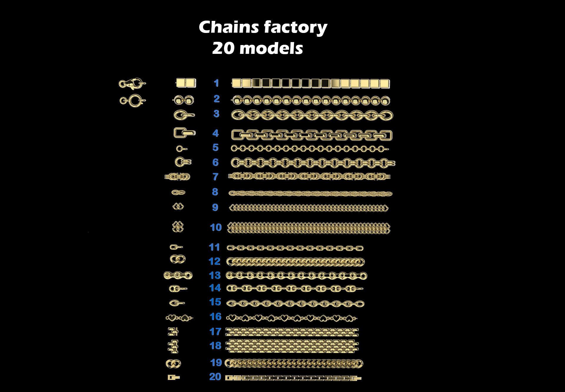 Chain maker