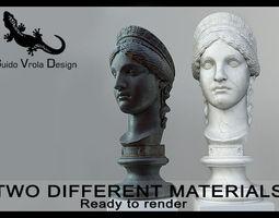 Bust of Hera 3D model