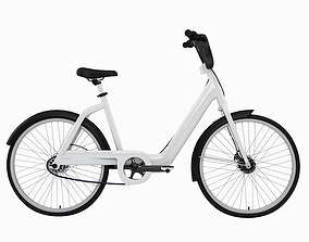 Electric Bicycle 3D model london
