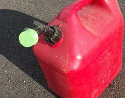 Blitz Gasoline Can Cap lid 3D print model