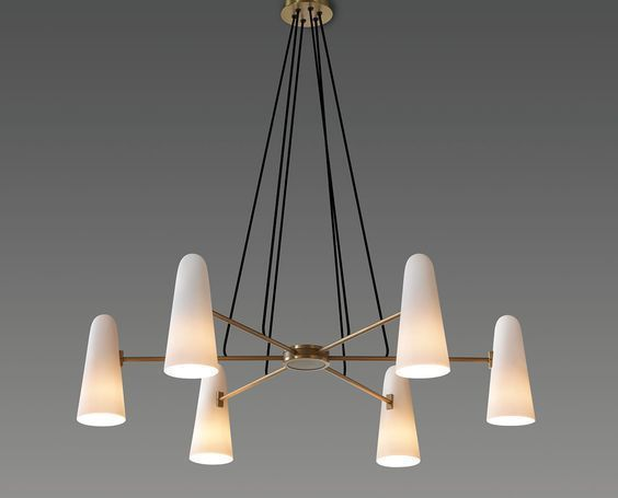 Jonathan browning lighting Montalembert Cgtrader Montfaucon Chandelier Jonathan Browning 3d Model
