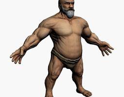 Gnom 01 3D Model