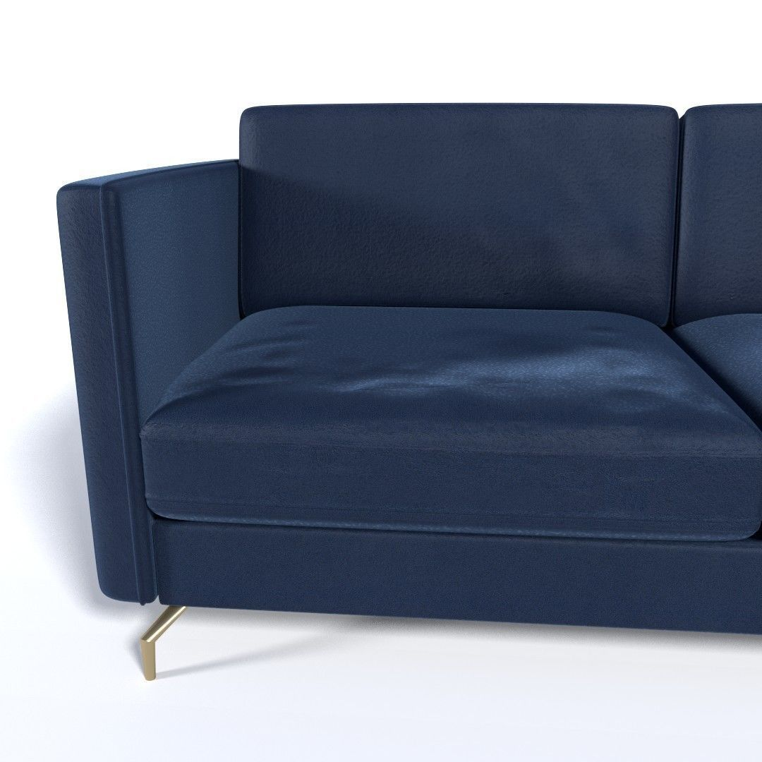 Osaka Sofa Boconcept 3d Model Sofa Design Ideas