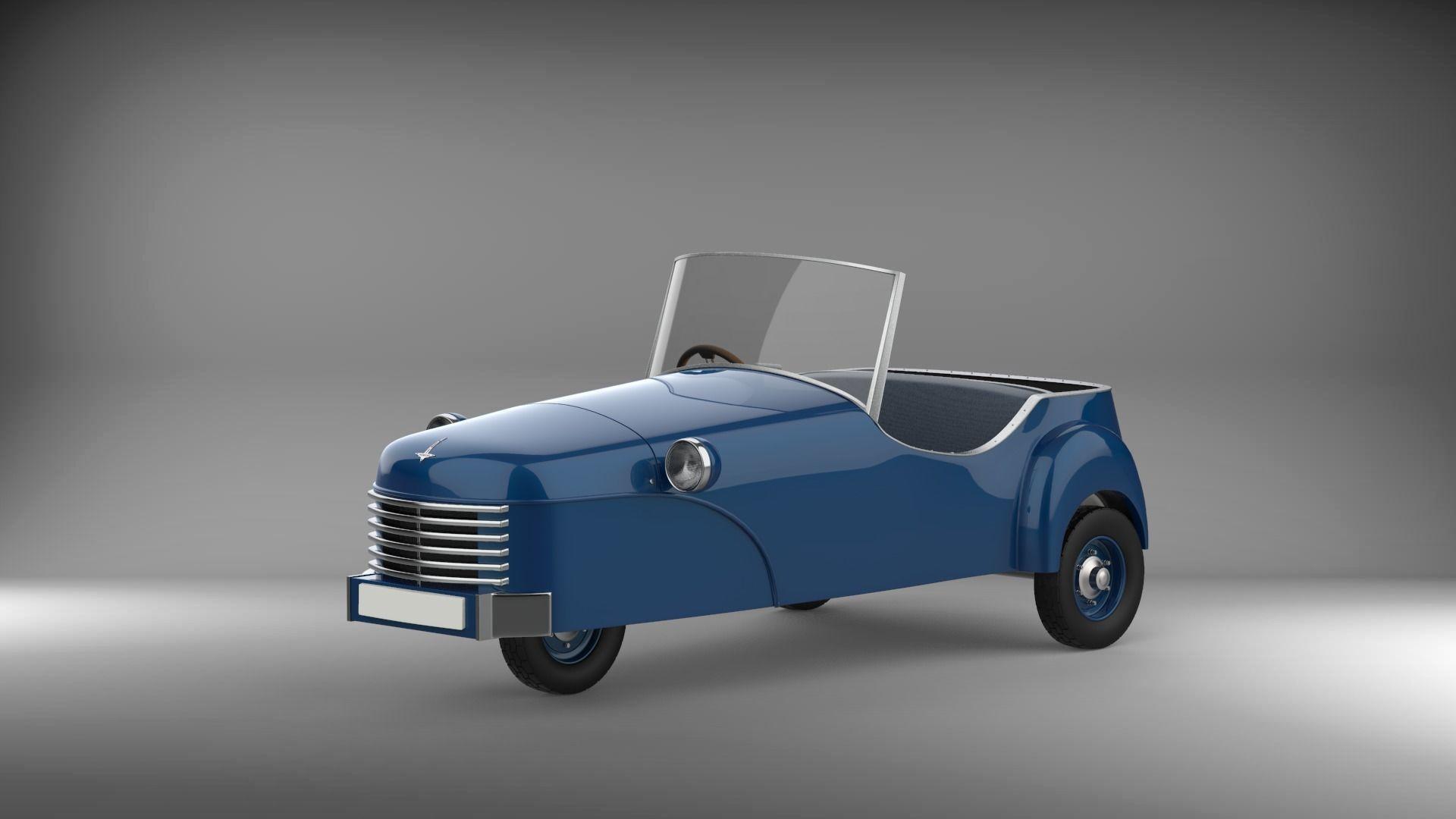 Bond Minicar Mark A