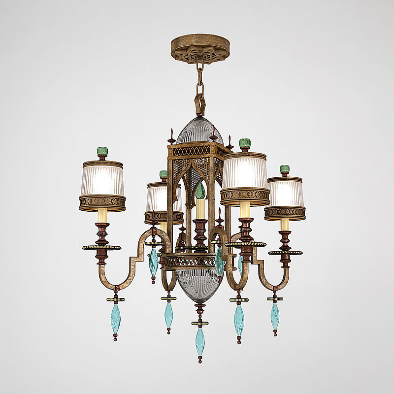 Fine Art Lamps Oriental Model