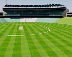3D asset Wanderers Stadium - Johannesburg