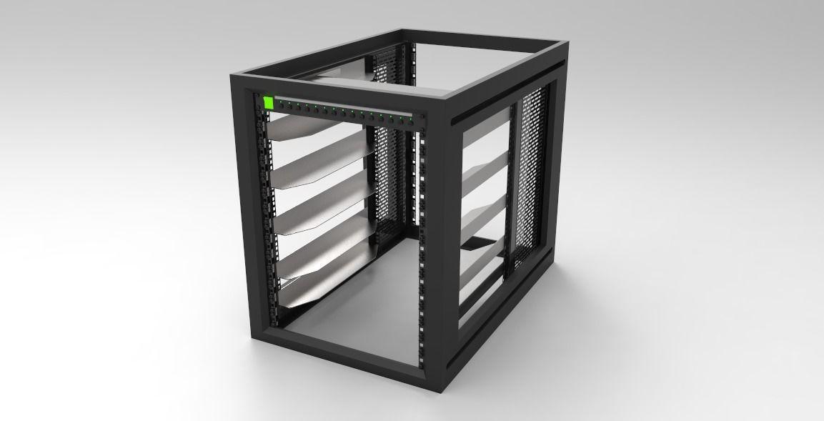 15RU Systems Rack