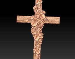 3D model Cross 005