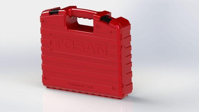tool bag3D model