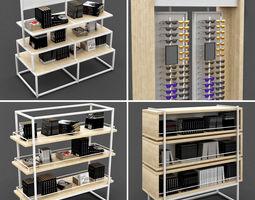 3D Store Product Set 02