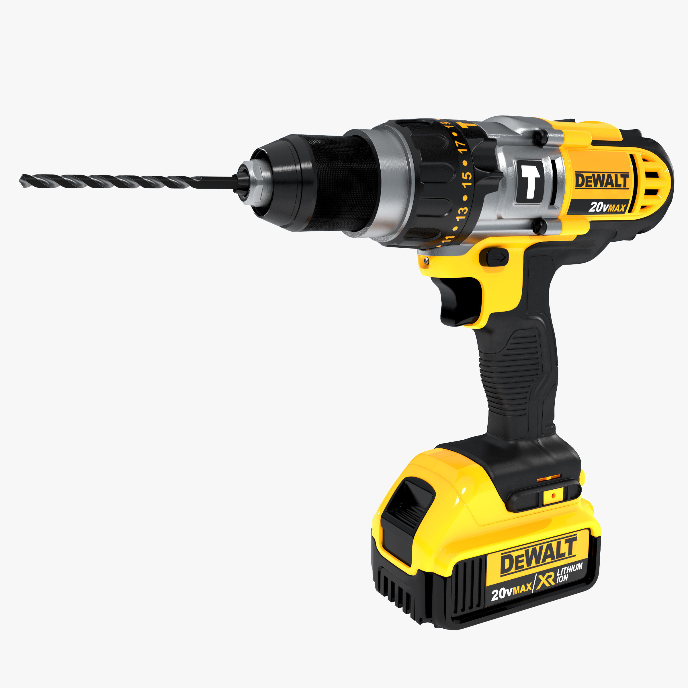 Cordless Power Drill