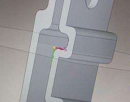 Brace holder diy 3D printable model