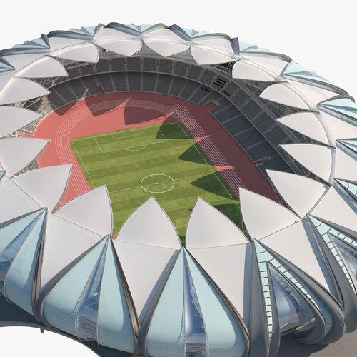 Stadium  0023D model