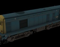 Class 20 3D asset