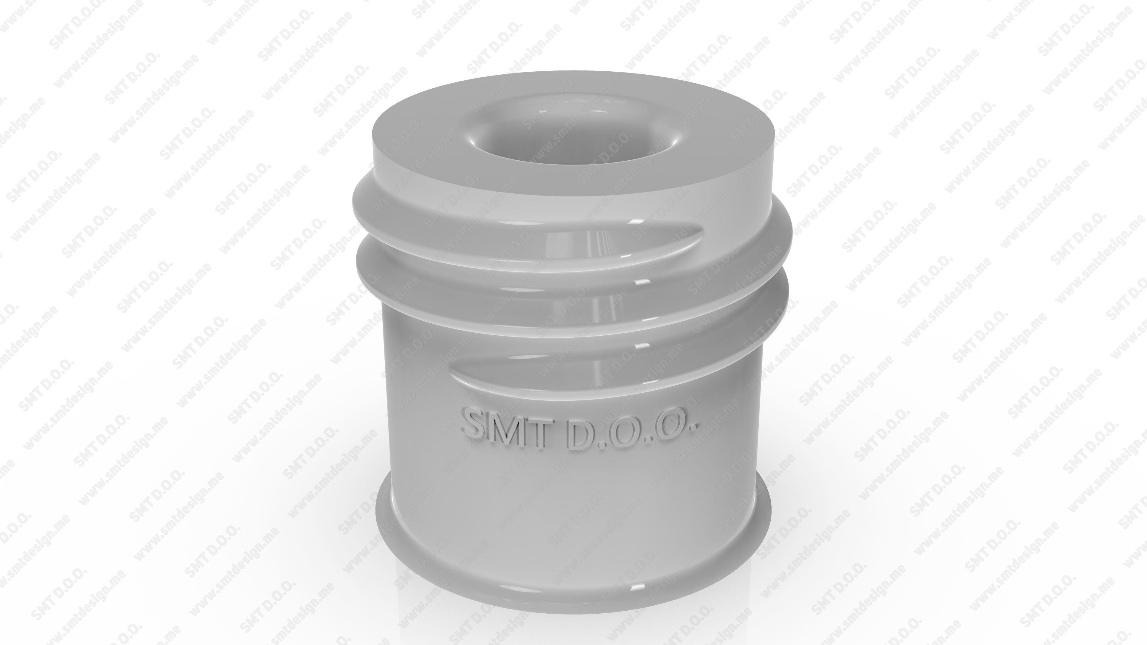Neck of PET Preform - SP - 415 - 15 - M