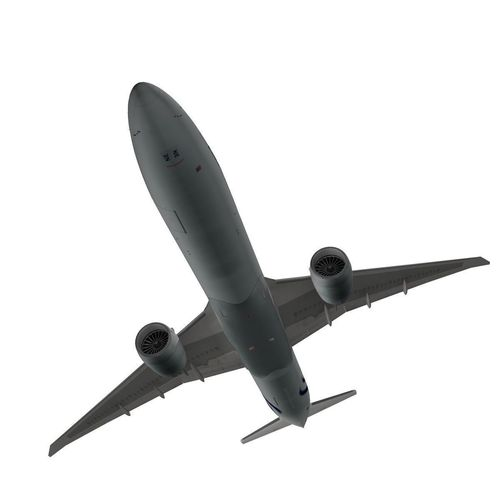 777 illustration skyteam cargo