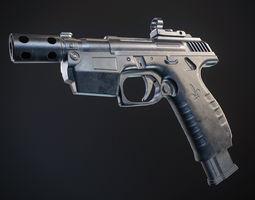 3D model PistolPG