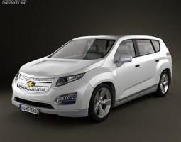 Chevrolet Volt MPV5 2012 3D