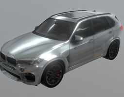 realtime SUV Luxury Jeep Truck Auto 3D Model