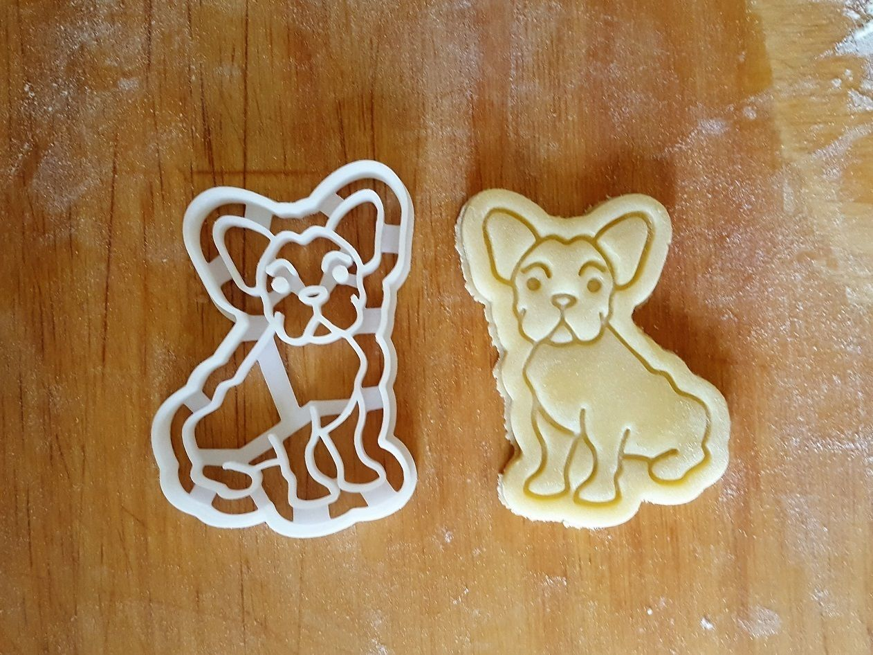 French Bulldog Frenchie Cookie Cutter