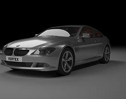 BMUU S class vray mentalray render ready 3dmodel