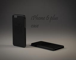 3D printable model Apple iPhone6 plus