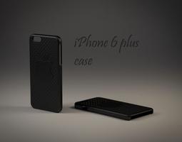 3d printable model apple iphone6 plus