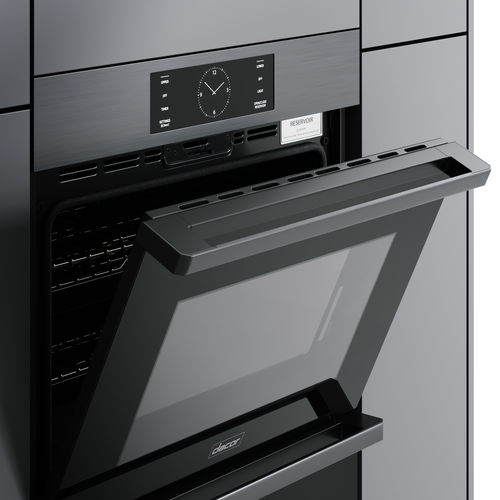 double wall oven - hyper detailed 3d model max fbx 1