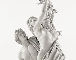 Gian Lorenzo Bernini - Apollo and Daphne 3D print model