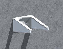 Wall bracket - 3D print model