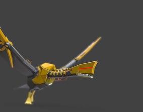 3D model realtime Swan Mech
