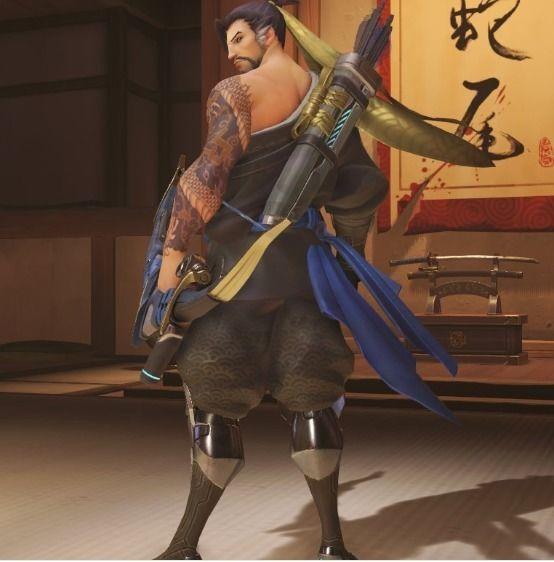 Hanzo Quiver Overwatch