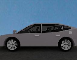 3D model A 03 2019 Sedan SUV