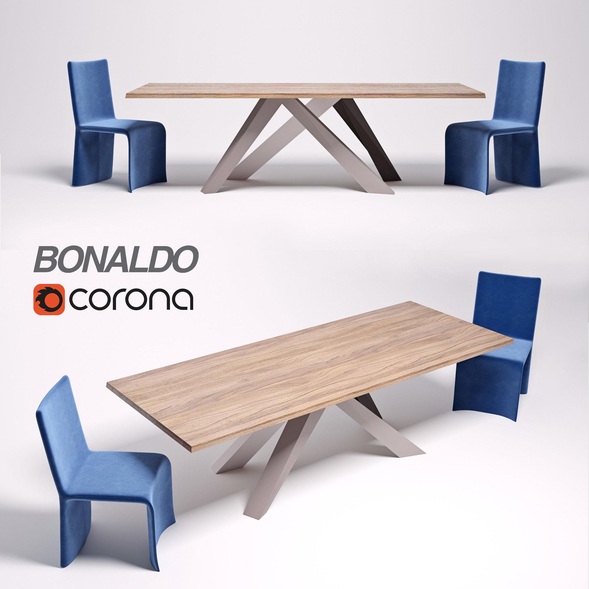 Big Table Bonaldo Prezzo. Interesting Bonaldo Big Table Alain Gilles ...