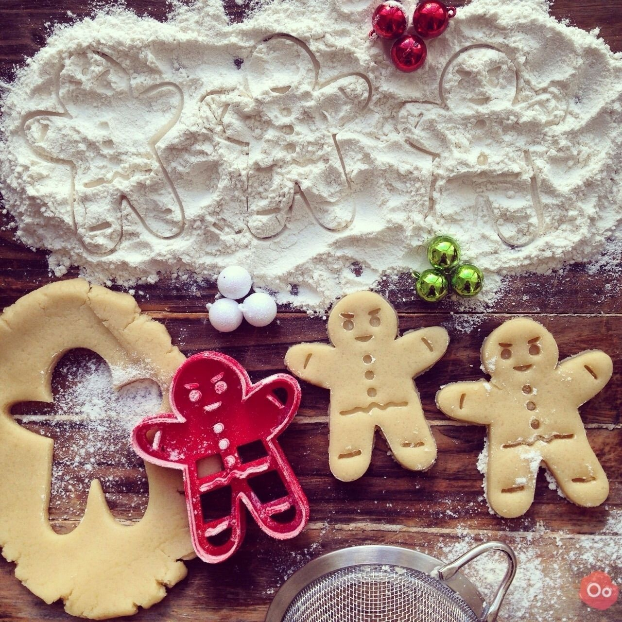 Gingerbread Cookie Cutter Free 3D Model 3D Printable .stl