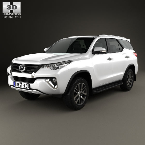 Toyota Fortuner VXR 2016
