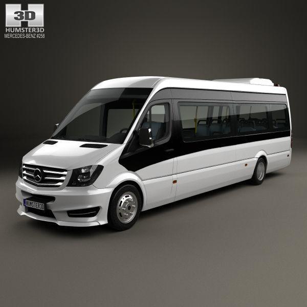 Mercedes-Benz Sprinter CUBY City Line Long Bus 2016