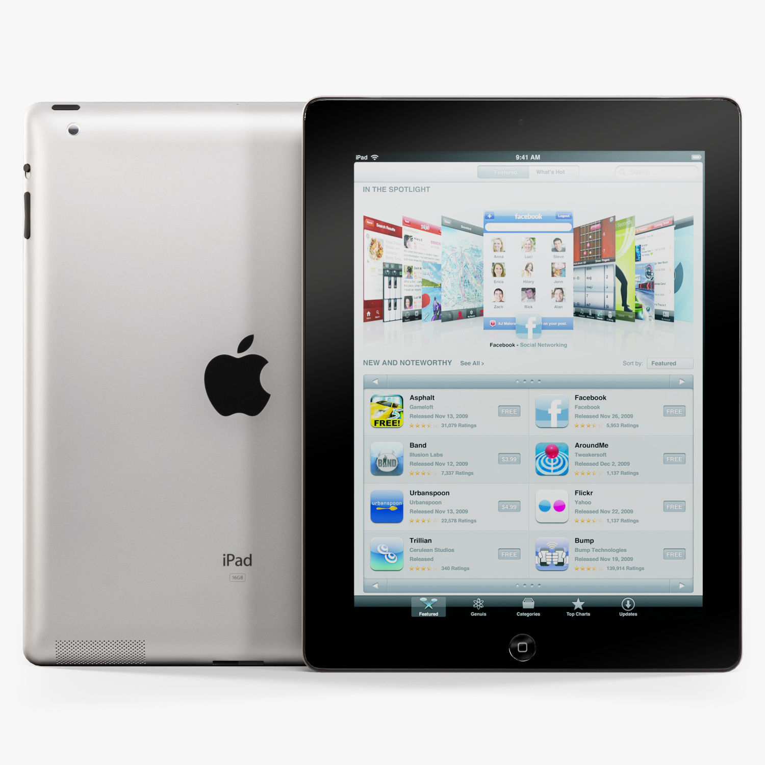 poly apple ipad model